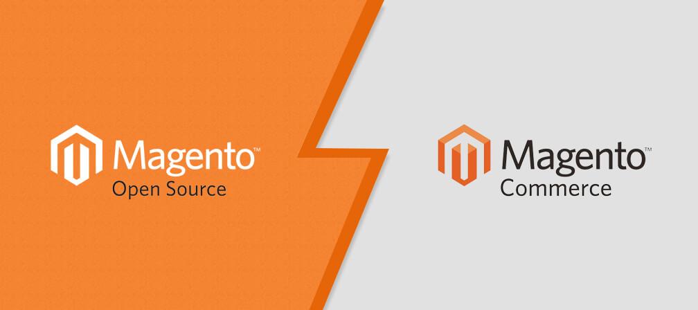 Magento 2 Commerce vs. Open Source